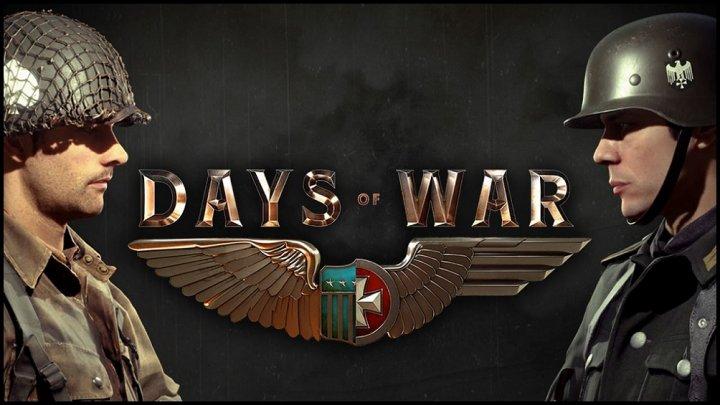 Бесплатные выходные Days Of War И Steam